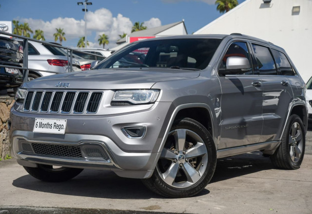 2014 Jeep Grand Cherokee WK MY14 Limited Suv