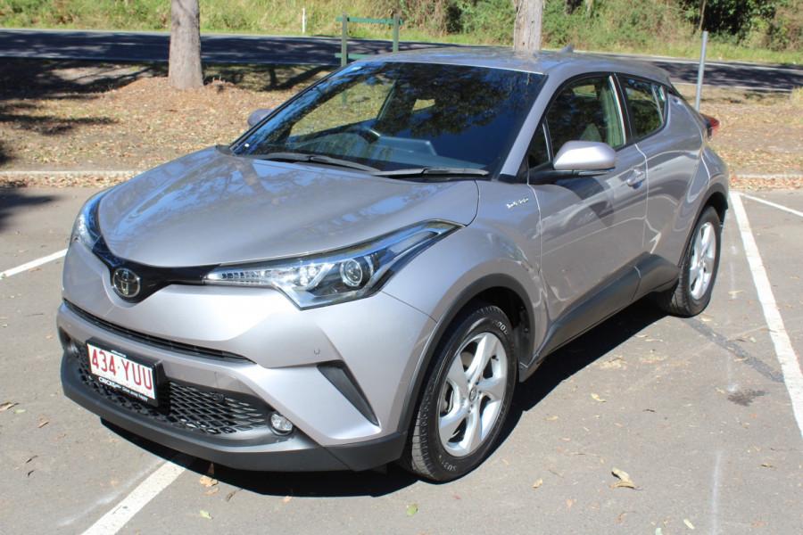 2018 Toyota C-hr NGX10R Image 4