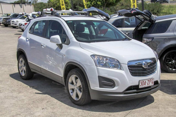 2016 Holden Trax TJ MY16 LS Active Pack Suv Image 5
