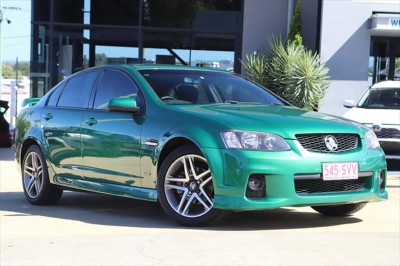 2011 Holden Commodore VE Series II SV6 Sedan