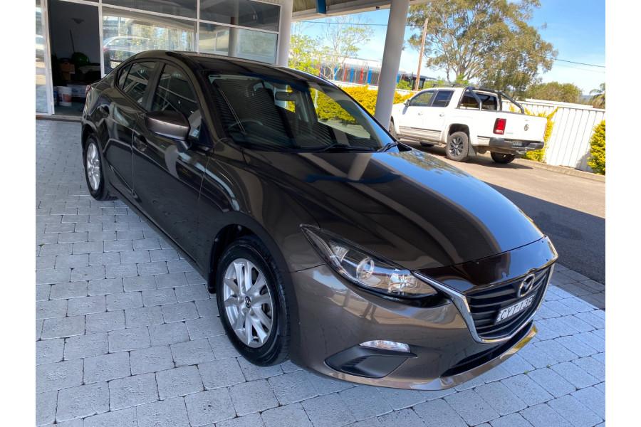 2015 Mazda Mazda3 MAZDA3 K 6AUTO Sedan