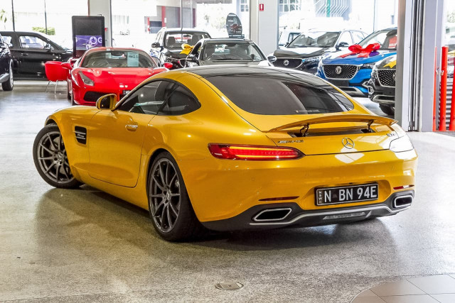 2016 Mercedes-Benz Amg Gt C190 S Coupe Image 2