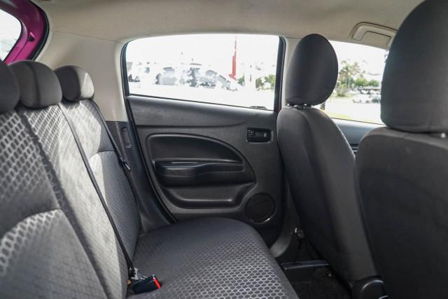 2014 Mitsubishi Mirage LA MY14 LS Hatchback Image 13