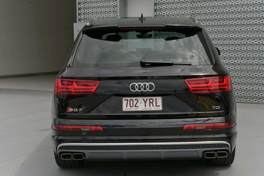 2016 MY17 Audi Sq7 4M MY17 TDI Suv Mobile Image 5