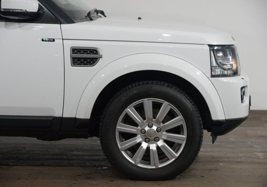 2014 Land Rover Discovery Land Rover Discovery 3.0 Tdv6 Auto 3.0 Tdv6 Suv
