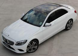 Mercedes-Benz C-Class Sedan C Class Sedan C205