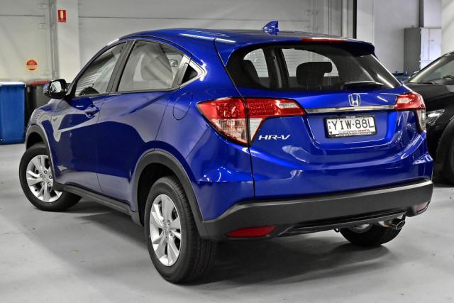 2020 Honda Hr-v Suv Image 2