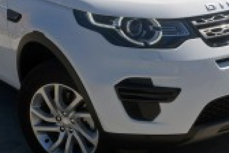 2019 Land Rover Discovery Sport L550 19MY TD4 132kW Suv Image 6