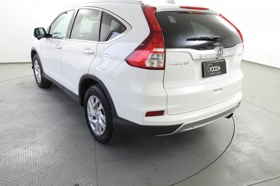 2015 Honda CR-V Vehicle Description. RM  II MY16 VTI-S WAG SA 5SP 2.4I VTi-S Suv