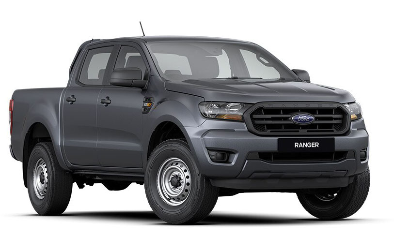 2019 MY20.25 Ford Ranger PX MkIII 4x4 XL Double Cab Pick-up Utility