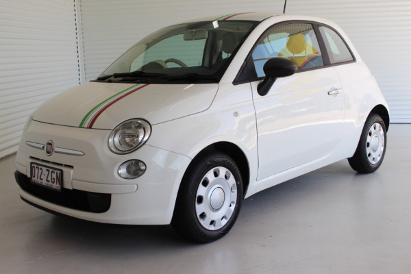 2014 Fiat 500 SERIES 3 POP Hatch Image 4