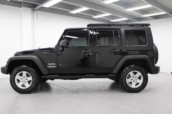 2010 Jeep Wrangler Softtop Image 5
