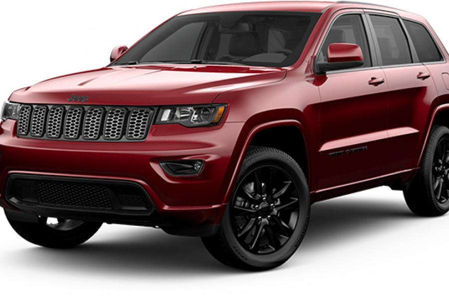 2020 MY0  Jeep Grand Cherokee WK Night Eagle Suv Image 32