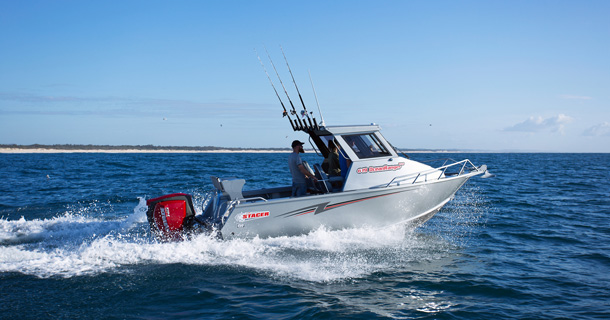 619 Ocean Ranger HT Options