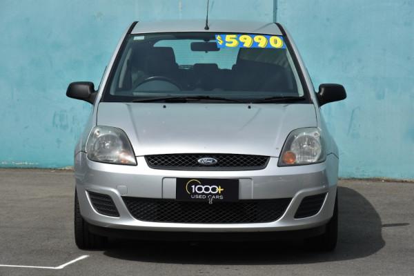 2006 Ford Fiesta WQ LX Hatchback Image 2