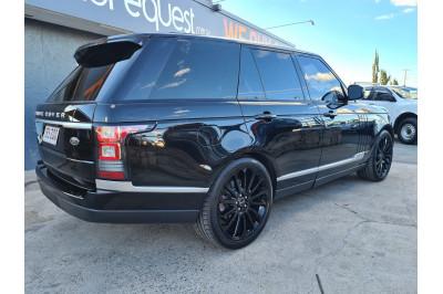 2015 Land Rover Range Rover L405 MY16 TDV6 Vogue Suv Image 3