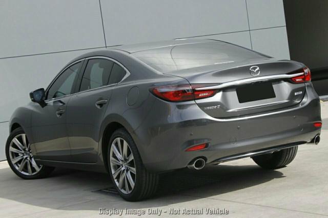 2021 Mazda 6 GL Series Atenza Sedan Sedan Mobile Image 3