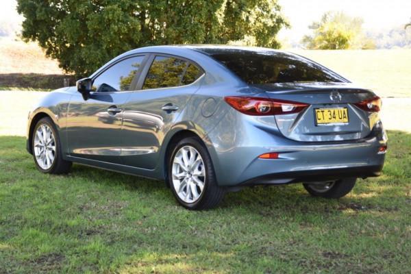 2014 Mazda 3 BM5238 SP25 Sedan Image 4