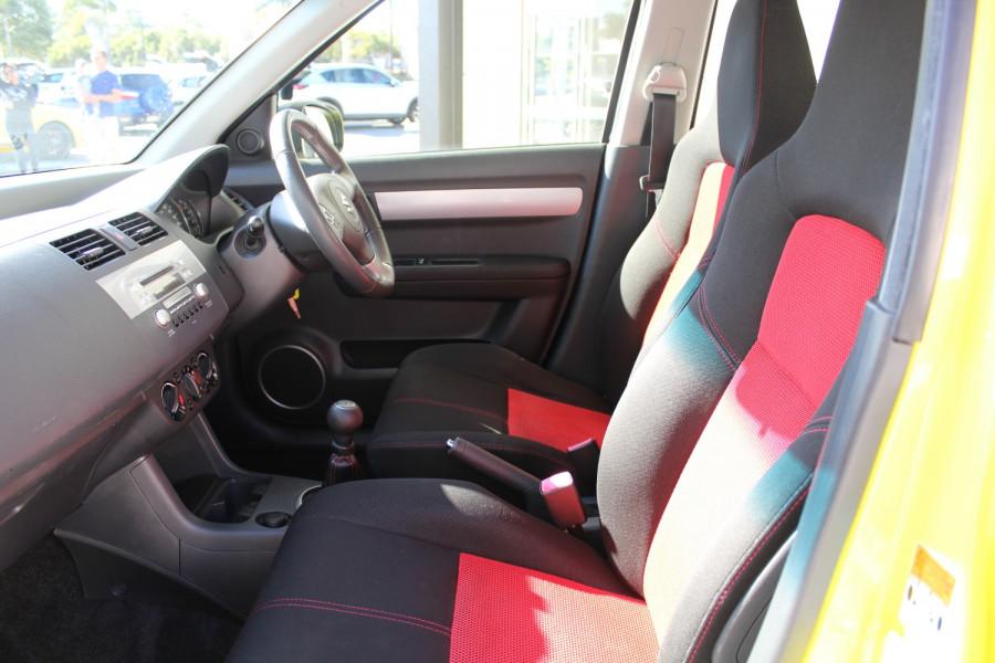 2008 Suzuki Swift RS416 Sport Hatch
