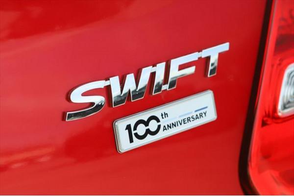 2021 Suzuki Swift AZ Series II 100 Year Anniversary Edition Hatchback Image 4