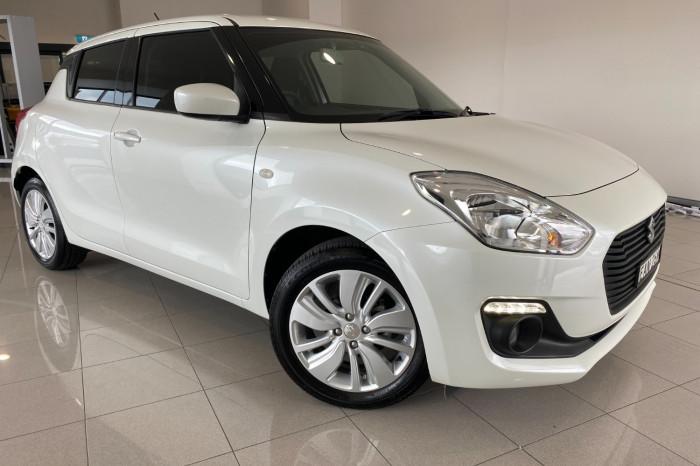 2019 Suzuki Swift AZ GL Navigator Hatchback Image 1