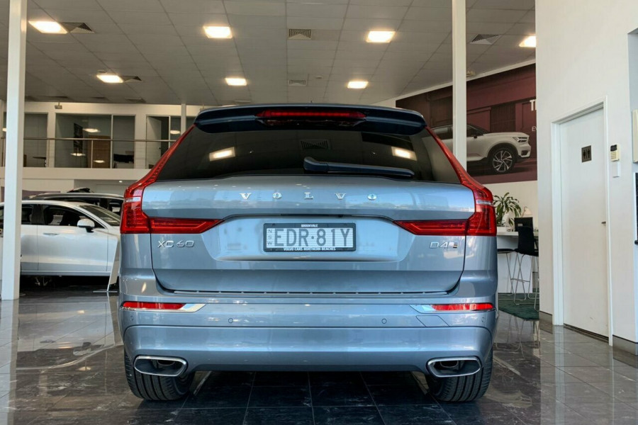 2018 Volvo XC60 UZ D4 Inscription (AWD) Suv Mobile Image 5