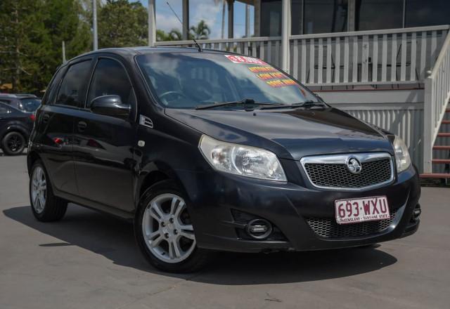 2008 Holden Barina TK MY09 Hatchback