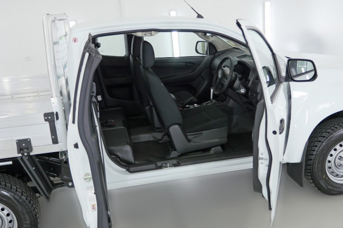 2019 Isuzu UTE D-MAX SX Space Cab Chassis 4x4 Cab chassis