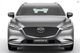 2020 Mazda 6 GL Series Atenza Wagon Wagon Image 2