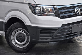 2018 MY19 Volkswagen Crafter SY1 Van MWB Standard Roof Van