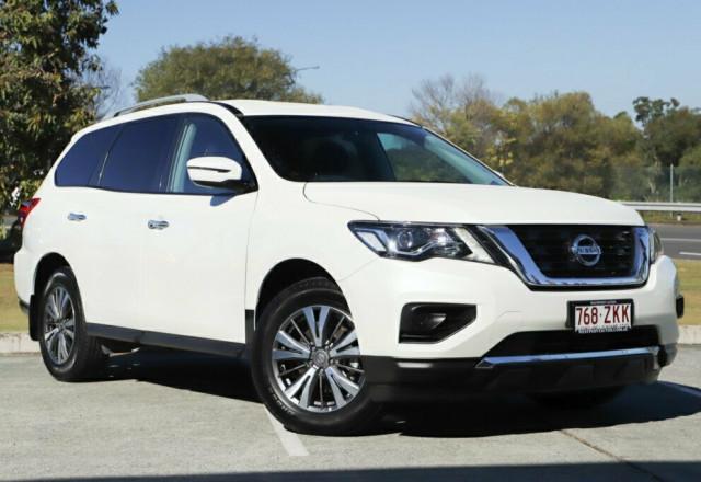 2018 MY19 Nissan Pathfinder R52 Series III MY19 ST X-tronic 2WD Suv