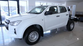 2020 MY21 Isuzu UTE D-MAX RG SX 4x4 Crew Cab Chassis Cab chassis
