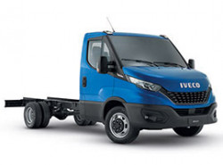 New Iveco Daily E6 Cab Chassis