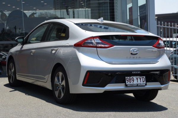 2018 MY19 Hyundai IONIQ AE.2 Electric Elite Hatchback Image 3