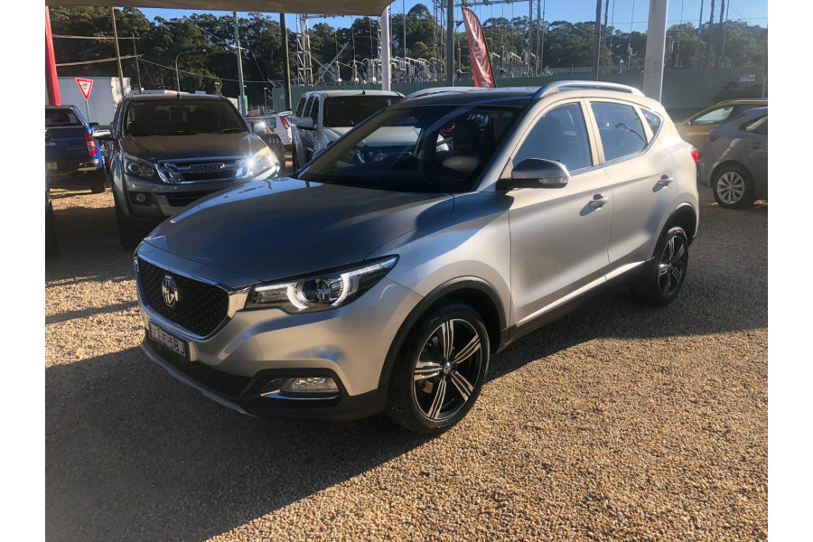 2019 MG Zs AZS1 MY19 Excite Plus Suv