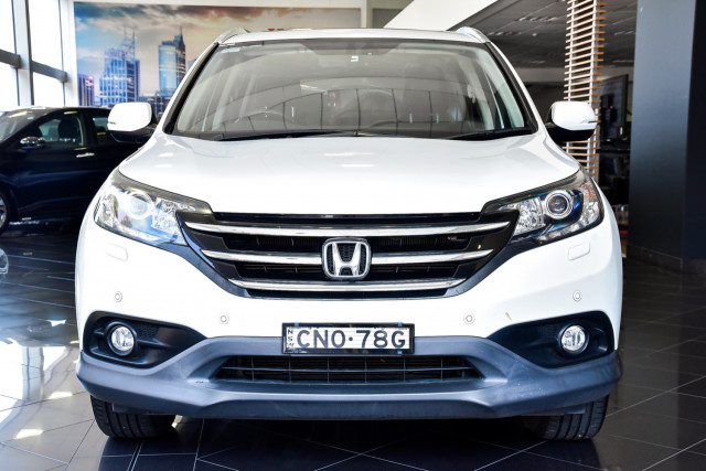 2013 Honda CR-V RM VTi-L Suv Image 4