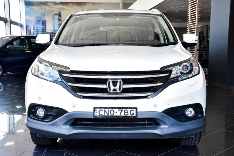 2013 Honda CR-V VTi-L