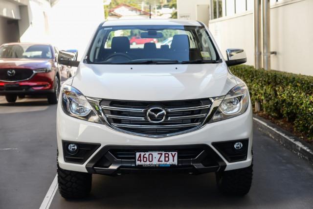 2019 Mazda BT-50 UR 4x4 3.2L Dual Cab Pickup XTR Dual cab Image 3