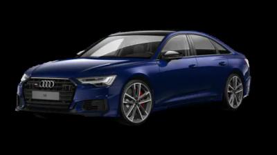 New Audi S6 Sedan