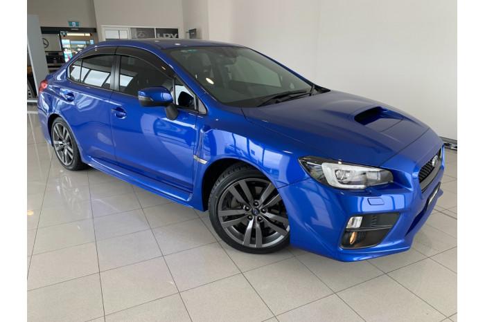 2016 MY17 Subaru WRX V1 MY17 Premium Sedan