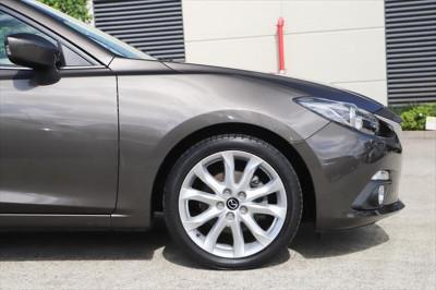 2016 Mazda 3 BM Series SP25 Sedan Image 5