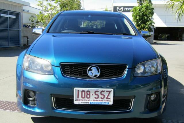 2012 MY12.5 Holden Commodore VE II MY12.5 SV6 Sportwagon Z Series Wagon Image 2