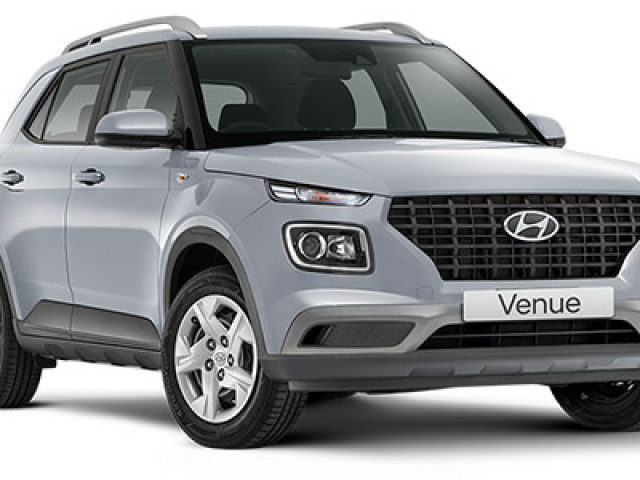 2019 Hyundai Venue QX Go Wagon Image 1