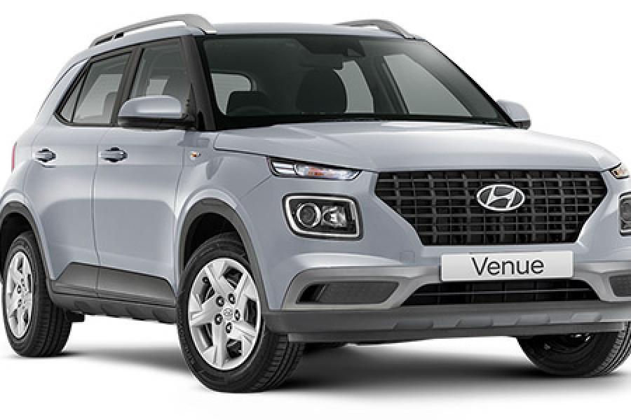 2019 MY20 Hyundai Venue QX Go Wagon Image 1