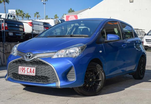 2014 Toyota Yaris NCP130R Ascent Hatchback