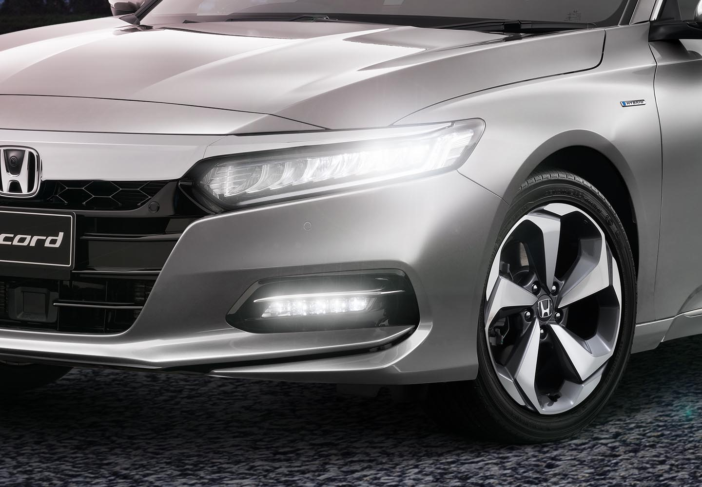 Accord High-Beam Support System (HSS)