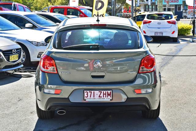 2014 Holden Cruze JH Series II MY14 SRi-V Hatchback Image 4