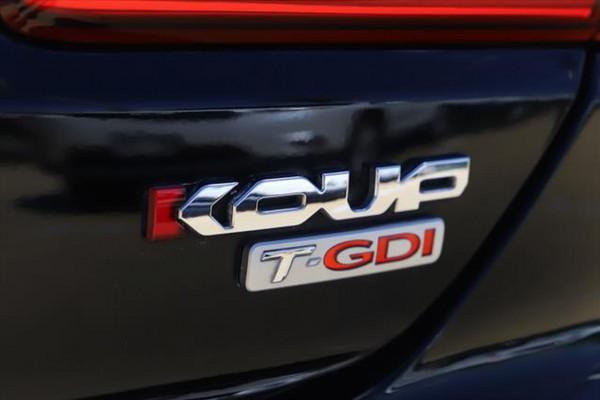2013 Kia Cerato YD MY14 Koup Turbo Coupe