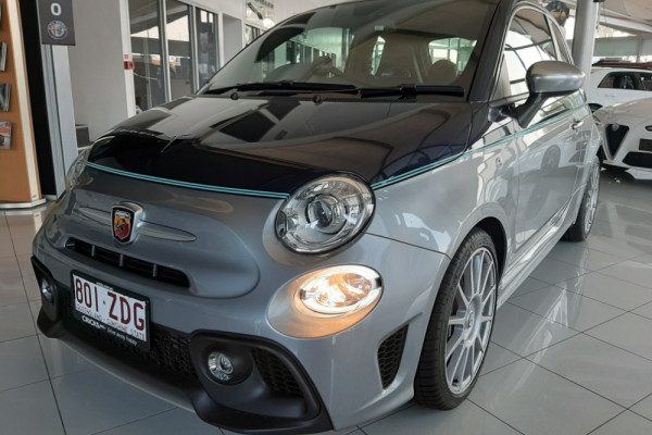 2018 Fiat Abarth Series 4 Rivale Hatchback