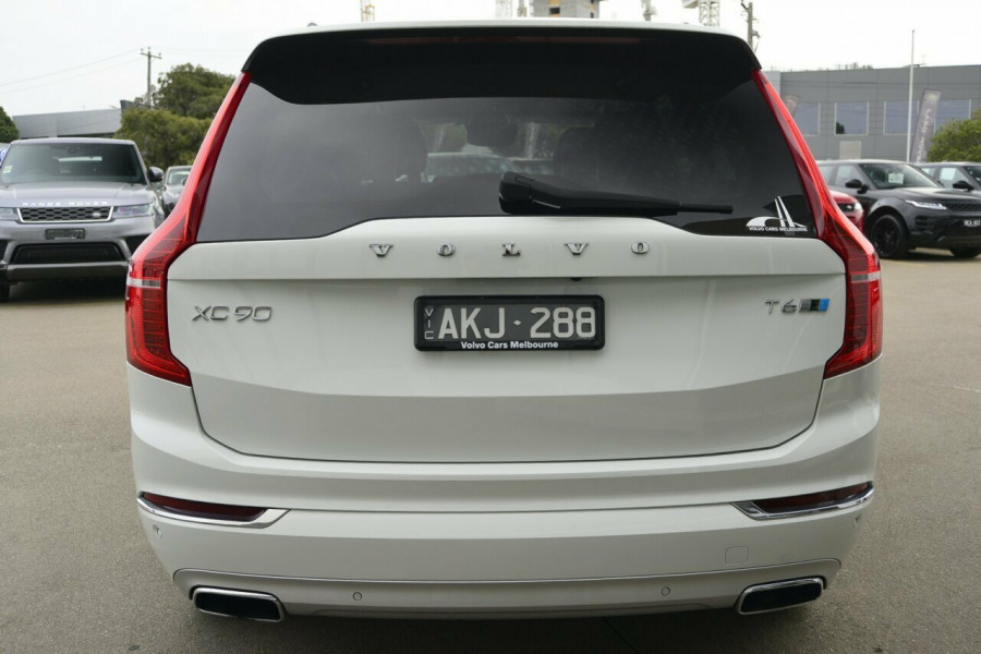 2015 Volvo XC90 T6 Inscription Suv Image 18